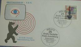 Radio, Broadcasting, Rundfunk, Televsion, Telecommunication, Germany - Télécom