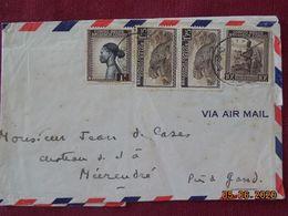 Lettre Du Congo Belge De 1946 Pour La Belgique - Congo Belge