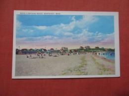 Royals Bathing Beach  Nantucket Massachusetts  Ref 4129 - Nantucket