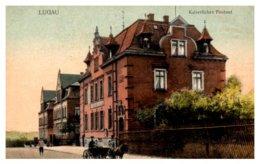 Germany  Lugau  Kaiserliches Postamt - Germany