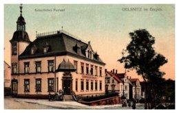 Germany Oelsnitz Im Erzgeb Kaiserliches Postamt - Germany