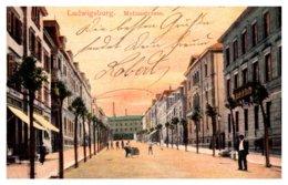 Germany  Ludwigsburg  Myliusstrasse - Germany