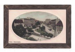 Germany  Artern  Bismarckplatz ,embossed - Germany