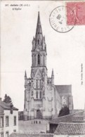 49 - JALLAIS -  L Eglise - Otros Municipios