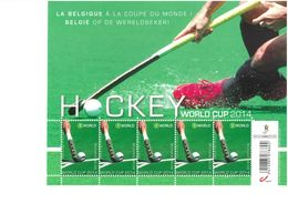 COB 4421 - Hockey World Cup - 2014 - MNH ** - Velletjes
