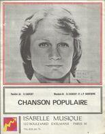"""Chanson Populaire"" Claude François - Musica & Strumenti"