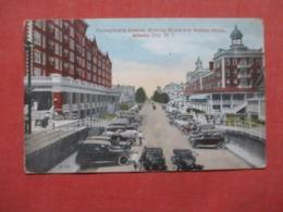 New Jersey > Atlantic City>  Pennsylvania Ave     Ref 4130 - Atlantic City