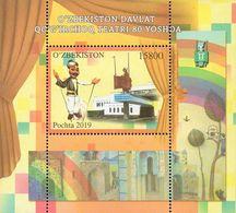 Uzbekistan 2020. 80th Anniversary Of The Uzbek State Puppet Theatre.  MNH - Uzbekistán