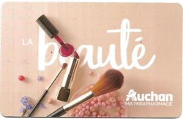 @+ Carte Cadeau - Gift Card : Beaute - Auchan France - Code BLE - France