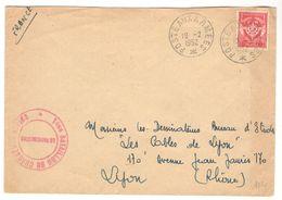 32960 - 7 E BATAILLON DE CHASSEURS ALPINS - Militares