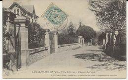 34 - 500781  -   LAMALOU  Les  BAINS -   Villa Bellevue - Lamalou Les Bains