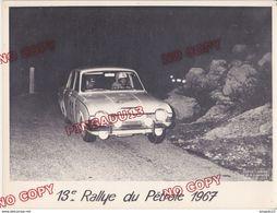 Au Plus Rapide Beau Format Ford Corsair Sport Automobile Voiture Rallye Pétrole 1967 - Automobile