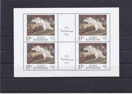 Tschechische Republik, KB 318 (*), Nominale 68 Kc (K 6197b) - Hojas Bloque