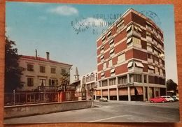 Codroipo (Udine). Via Roma - Auto, Car, Voitures. - Udine