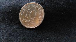 ESTLAND Estonia 10 Marka 1925 - Estland