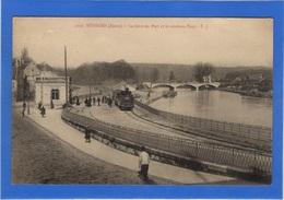 02 AISNE - SOISSONS La Gare Du Port Et Le Nouveau Pont - Soissons
