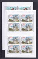 Tschechische Republik, KB 400/01 (*), Nominale 208 Kc (K 6198b) - Hojas Bloque