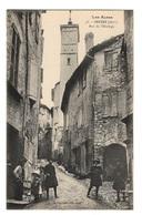 05 HAUTES ALPES - SERRES Rue De L'Horloge - France