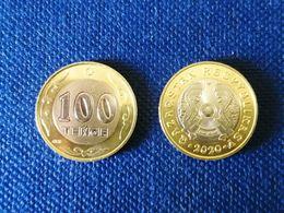 KAZAKHSTAN NEW 2020 COIN 100TENGE BI-METAL - Kazachstan