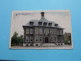 EISDEN Gemeentehuis ( Librairie Senden / Albert ) Anno 19?? ( Zie / Voir Photo) ! - Maasmechelen