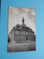 EISDEN Gemeentehuis ( 5 - Uitgave Moens ) Anno 19?? ( Zie / Voir Photo) ! - Maasmechelen