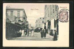 CPA Alexandria, Sug El Canto - Egypte