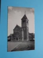 EISDEN - Dorp Kerk St. Willebrordus ( 10 - Uitgave Moens ) Anno 19?? ( Zie / Voir Photo) ! - Maasmechelen
