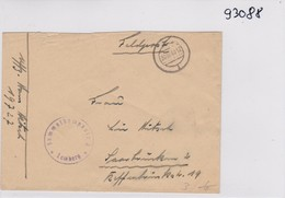 GG: Feldpost: Sammelkompanie 3, FPNr. 19727, Lemberg - Occupazione 1938 – 45
