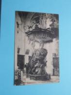 De PREEKSTOEL - La Chaire De Vérité GRIMBERGHEN ( A. Rassaert - De Bondt ) Anno 1916 ( Zie / Voir Photo) ! - Grimbergen