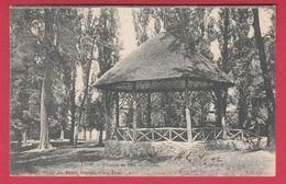 Dour - Kiosque Du Parc Communal - 1905 ( Voir Verso ) - Dour