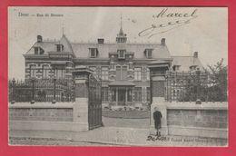 Dour - Rue De Boussu ... Villa - 1906 ( Voir Verso ) - Dour