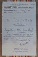 76 SAINT NICOLAS D'ALIERMONT Couaillet Freres Horlogerie 1915 - 1900 – 1949