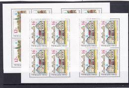 Tschechische Republik, KB 303/04 (*), Nominale 208 Kc (K 6201d) - Hojas Bloque