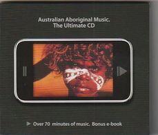 Cd  Australian Aboriginal Music     Etat: TTB Port 110 GR - Musiques Du Monde