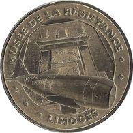 2012 MDP382 - LIMOGES - Musée De La Résistance 1 / MONNAIE DE PARIS 2012 - Monnaie De Paris