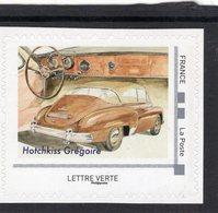 France 2019  -   Hotchkiss Grégoire   -   1v  Timbre Neuf/Mint/MNH - Voitures