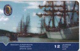 Finland Phonecard TURKU D401 - Finlande