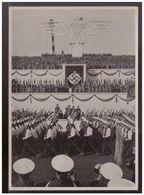 DT- Reich (009241) Propaganda Sammelbild Adolf Hitler Bild 153, Der Reichsparteitag Zu Nürnberg 1935 - Allemagne