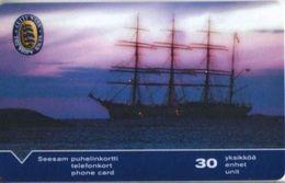 Finland Phonecard TURKU D404 - Finlande