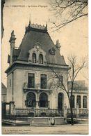 50  GRANVILLE   La Caisse D'épargne - Granville