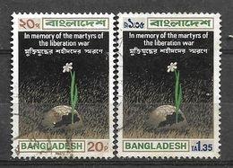 USED STAMPS BANGLADESH - Bangladesh