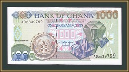 Ghana 1000 Cedi 1996 P-32 (32a) UNC - Ghana