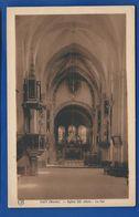 SACY   Eglise XII Siècle   La Nef - Other Municipalities