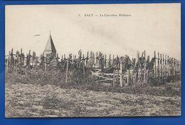 SACY    Le Cimetière Militaire - Other Municipalities