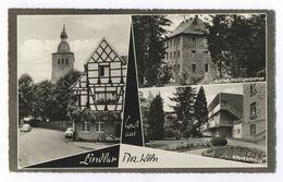 Lindlar Bez. Köln Gruß Aus Gel. 1965 Postkarte Ansichtskarte Bestoßen - Lindlar