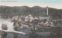 Norge Hunsfoss Fabriker Vigeland - Norway