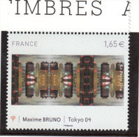 FRANCE 2014 MAXIME BRUNO TOKYO 04 NEUF** MNH YT 4837 - Unused Stamps