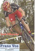 Cyclisme, David Willemsens - Cyclisme
