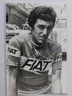 Alain DE CARVALHO - Signé / Dédicace Authentique / Autographe - Cyclisme