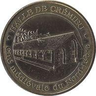 2013 MDP108 - CREMIEU - Cité Médiévale Du Nord Isère / MONNAIE DE PARIS - Monnaie De Paris